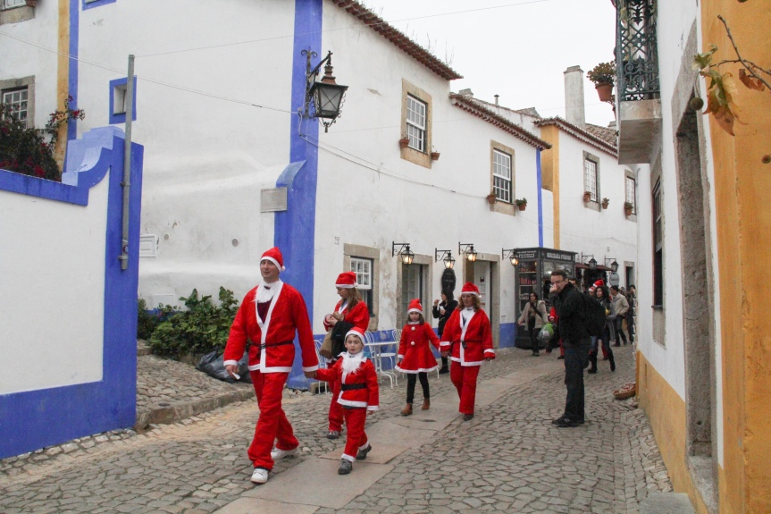 Visitar Óbidos no Natal -Visiting Óbidos on Christmas season