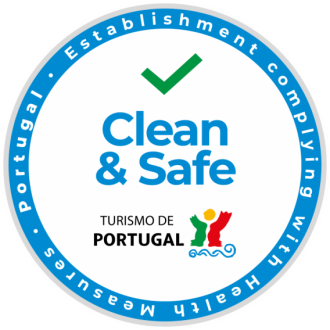 "Safe tourism in Portugal, get to know the ""Clean and Safe"" stamp!"